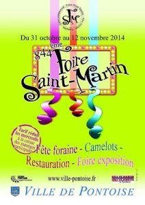 Foire Saint Martin