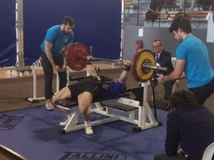 David PERRODOU 167,5kg
